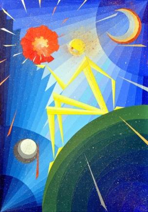 Cosmos - A. Passerini