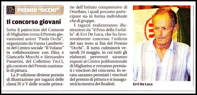 la Nuova Ferrara - 10 febbraio 2013