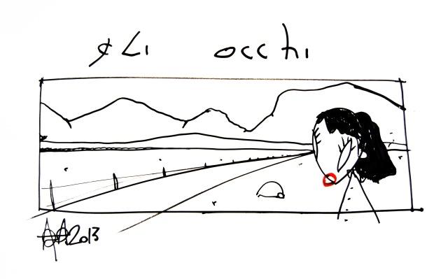 Andrea Amaducci - Gli Occhi